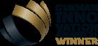 winner of the germany innovation award 2021 logo